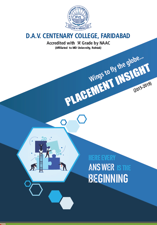 About Placement Newsletter