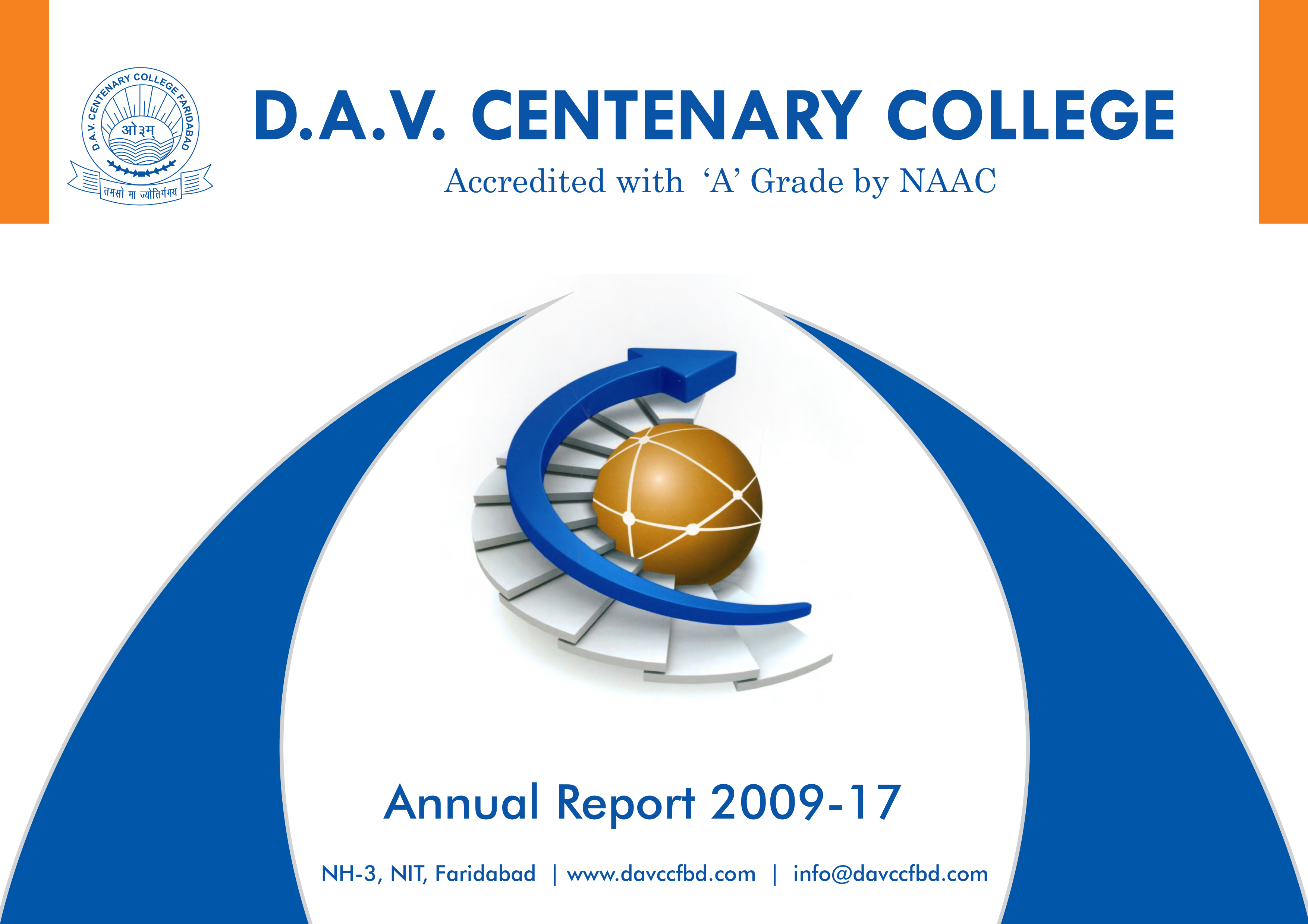 About Annual Report (2014-17)